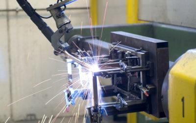 Sistema robotizzato di puntatura metalli: meccanismi e finalità